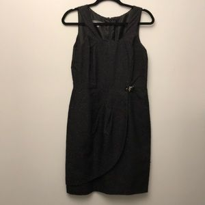 Donna Ricco New York Size 8 Black Dress
